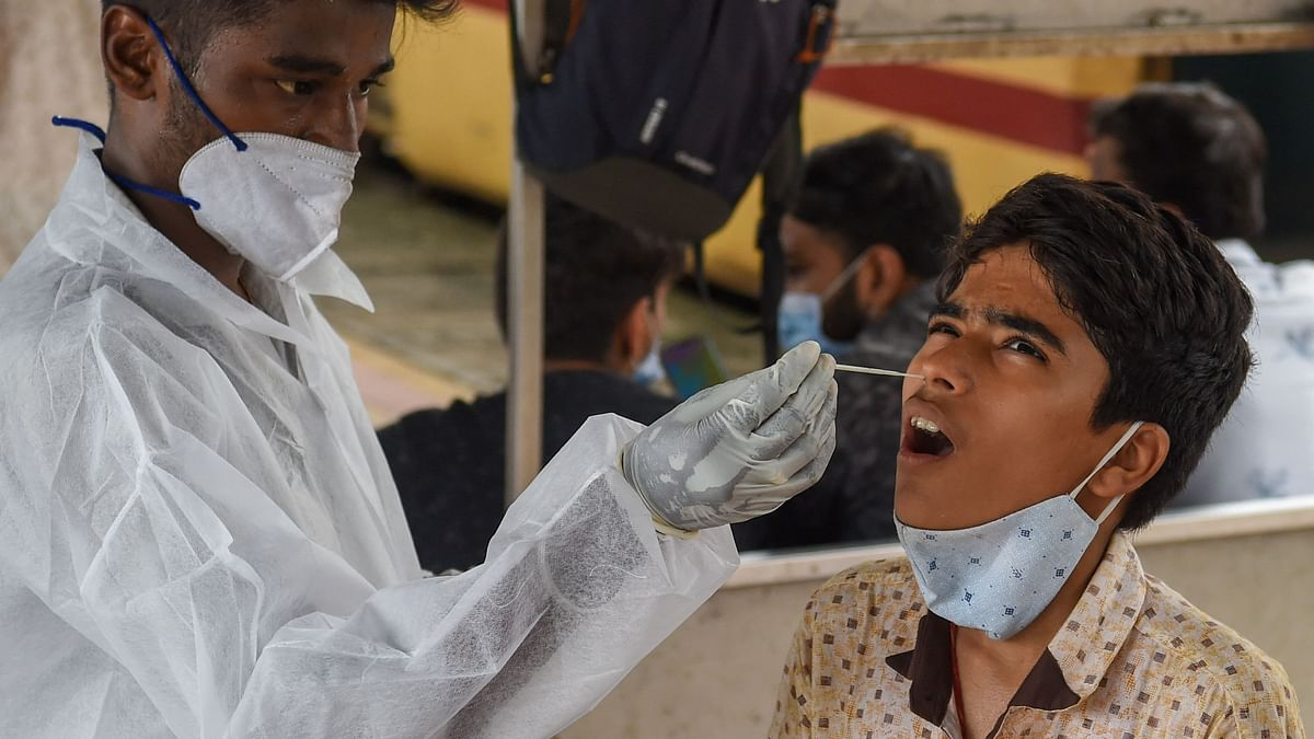 India reports 41,506 new COVID-19 cases, 895 deaths in last 24 hours