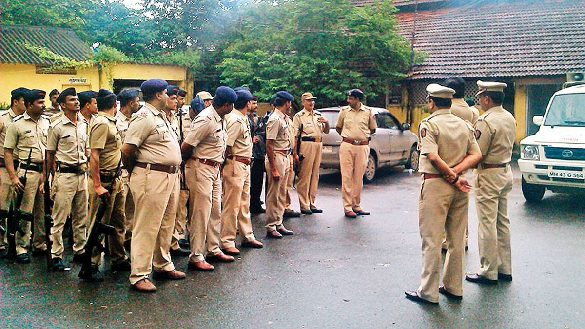 Thane Police deploys force to enforce COVID appropriate behaviour at tourist spots