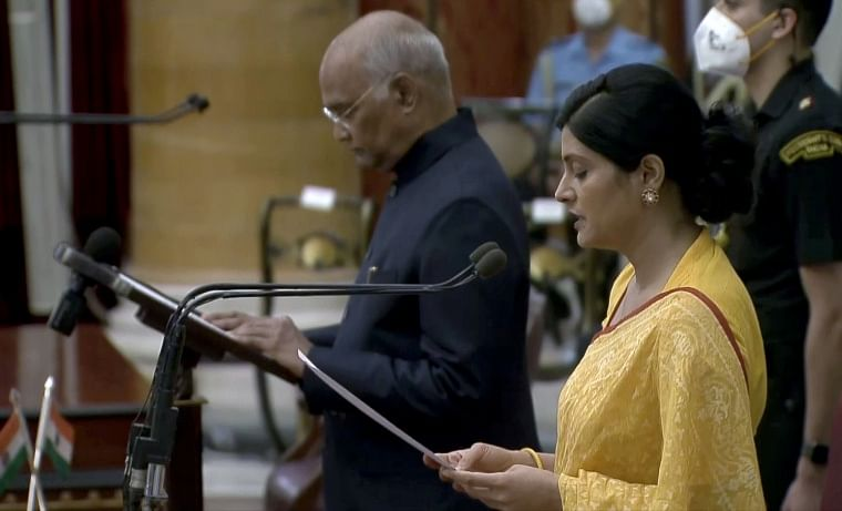 Who is Anupriya Singh Patel? All you need to know about the Apna Dal leader who just joined PM Modi's cabinet