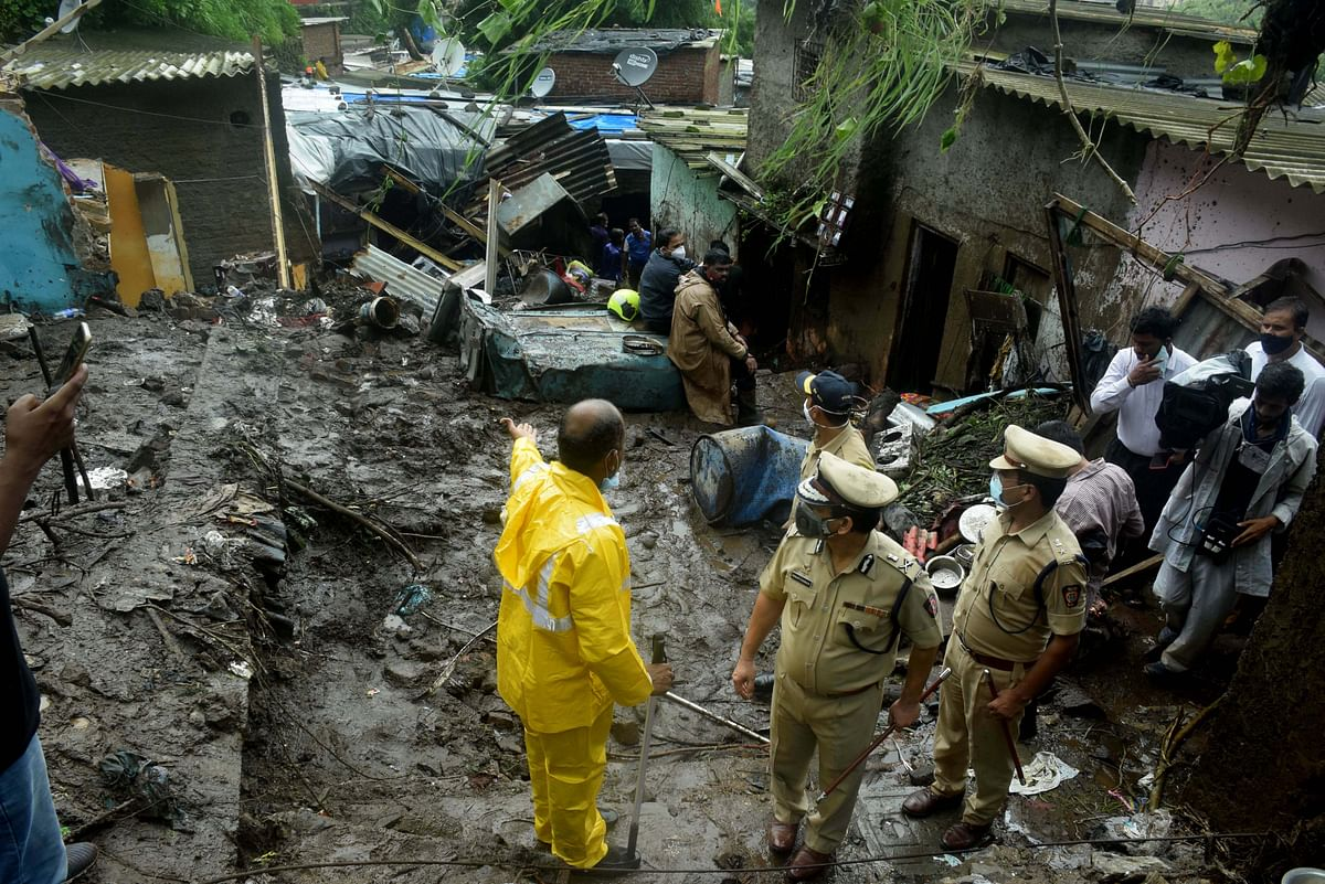Carry out ground-level inspection of slums in landslide-prone zones: BMC