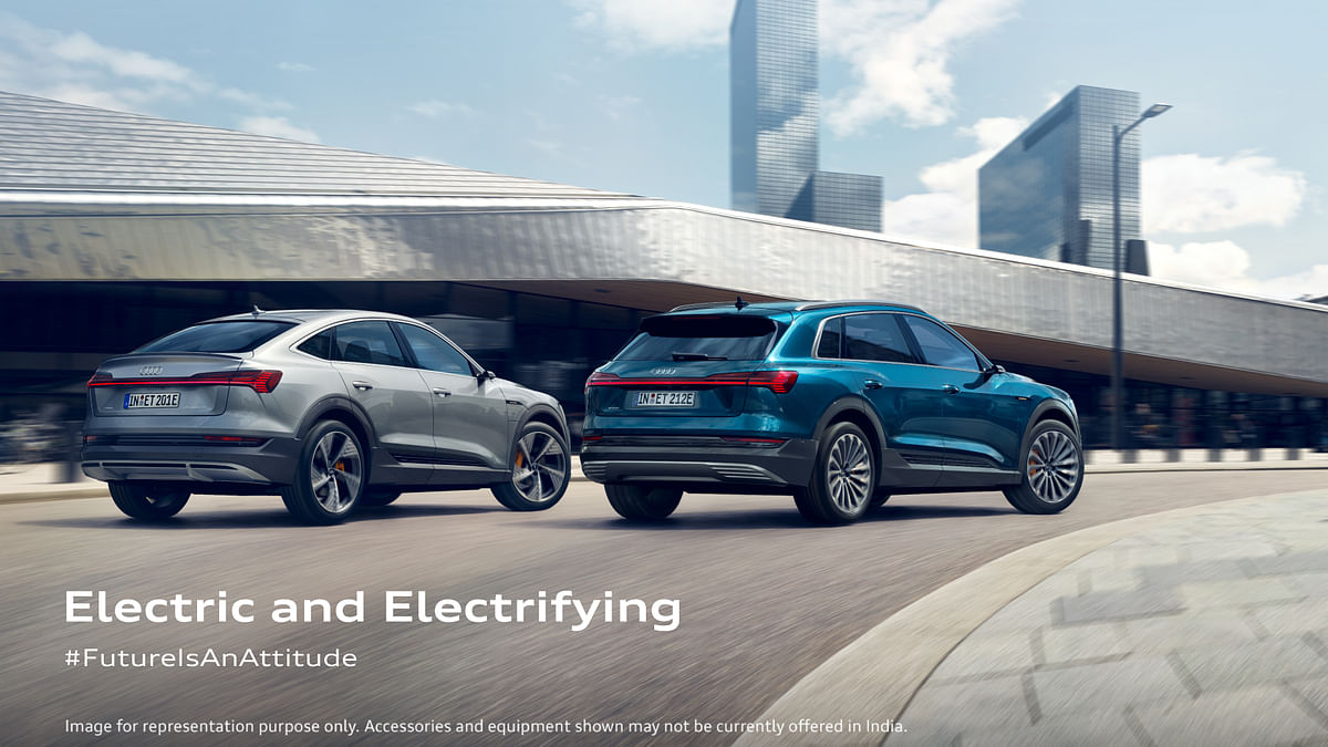 Globally, Audi had announced a five-year plan under which it would launch 30 electrified vehicles, which includes 20 pure EVs and 10 plug-in hybrid vehicles by 2025.