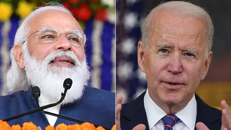 'India-US strategic partnership has truly global significance': PM Modi greets President Joe Biden on America's 245th Independence Day
