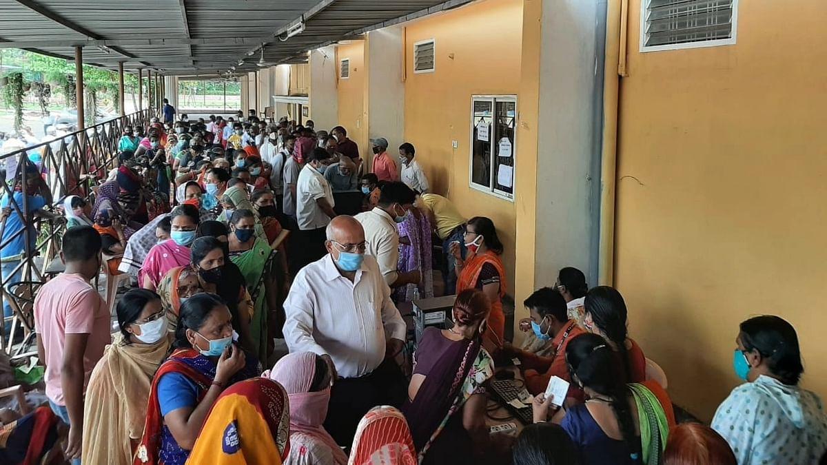 Madhya Pradesh: 2.5K given second covid vaccine shot in Mhow