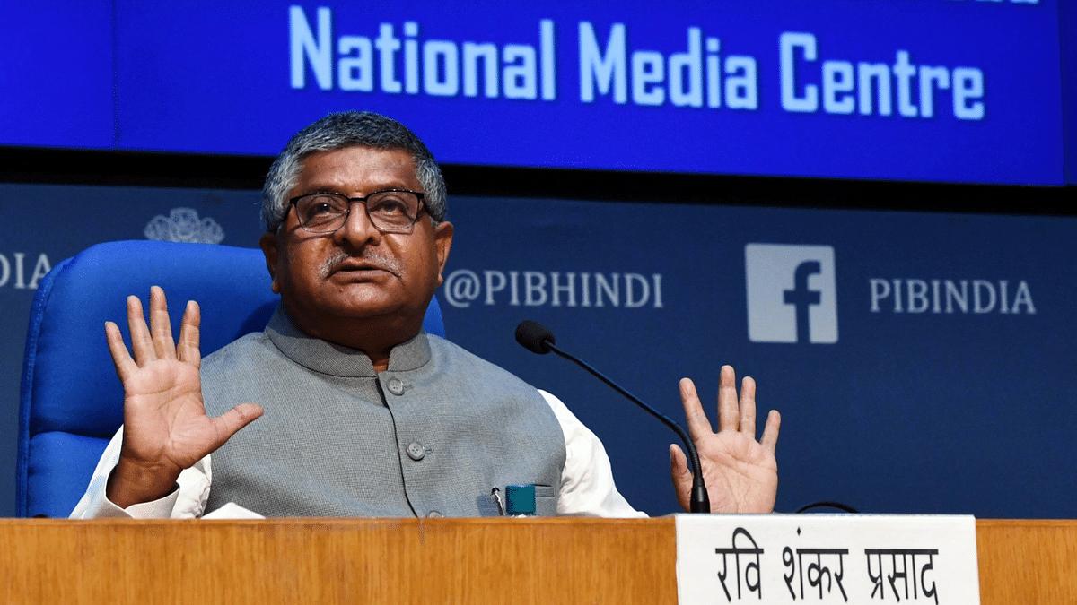 #CabinetReshuffle: IT Minister Ravi Shankar Prasad resigns; Twitterati ask 'who will ban Twitter now?'