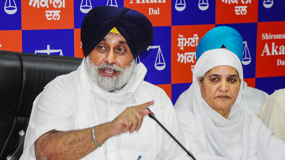 Punjab assembly polls: Sukhbir Singh Badal says SAD-BSP alliance will have two Deputy CMs if voted to power, one of them to be a Hindu