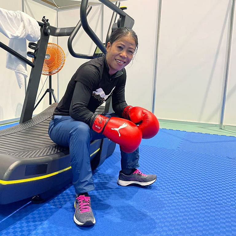 Tokyo Olympics: Mary Kom wins opening bout to advance to next round, outwits Dominica's spirited Miguelina Hernandez Garcia