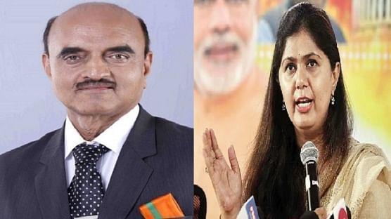 Bhagwat Karad's induction in Union cabinet aimed at ending Pankaja's political career: Shiv Sena