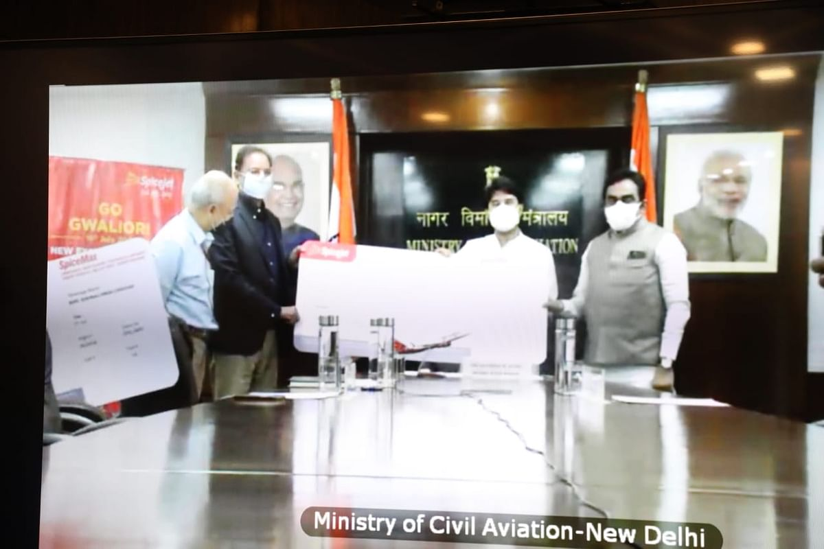 Bhopal: Madhya Pradesh gets 8 new flights, most of them from Gwalior