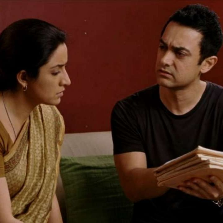 Tisca Chopra reminisces the one thing she learned from Aamir Khan during 'Taare Zameen Par'