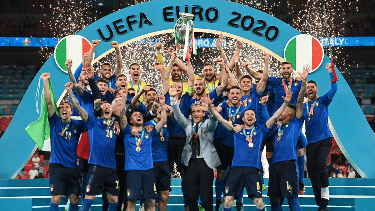 'It's coming to Rome': World celebrates Italy's win in Euro Cup 2020 virtually