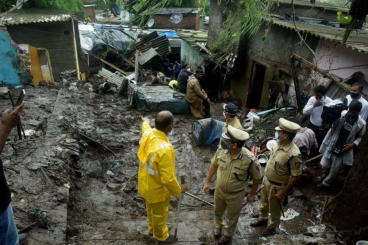 Mumbai: Slums to have protection walls in landslide-prone areas