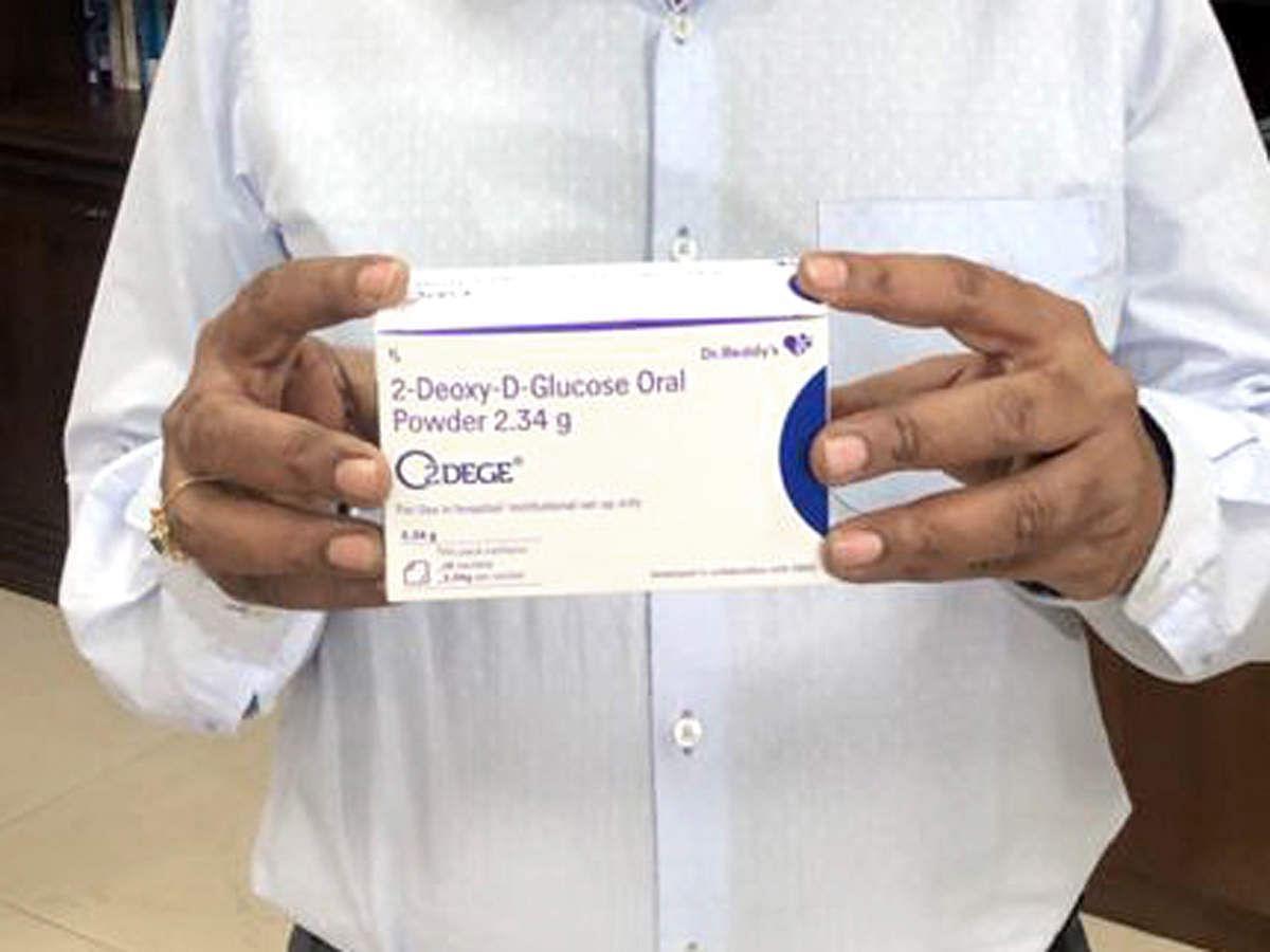 DRDO transfers technology to Produce COVID Drug 2-DG  to 4 pharma companies