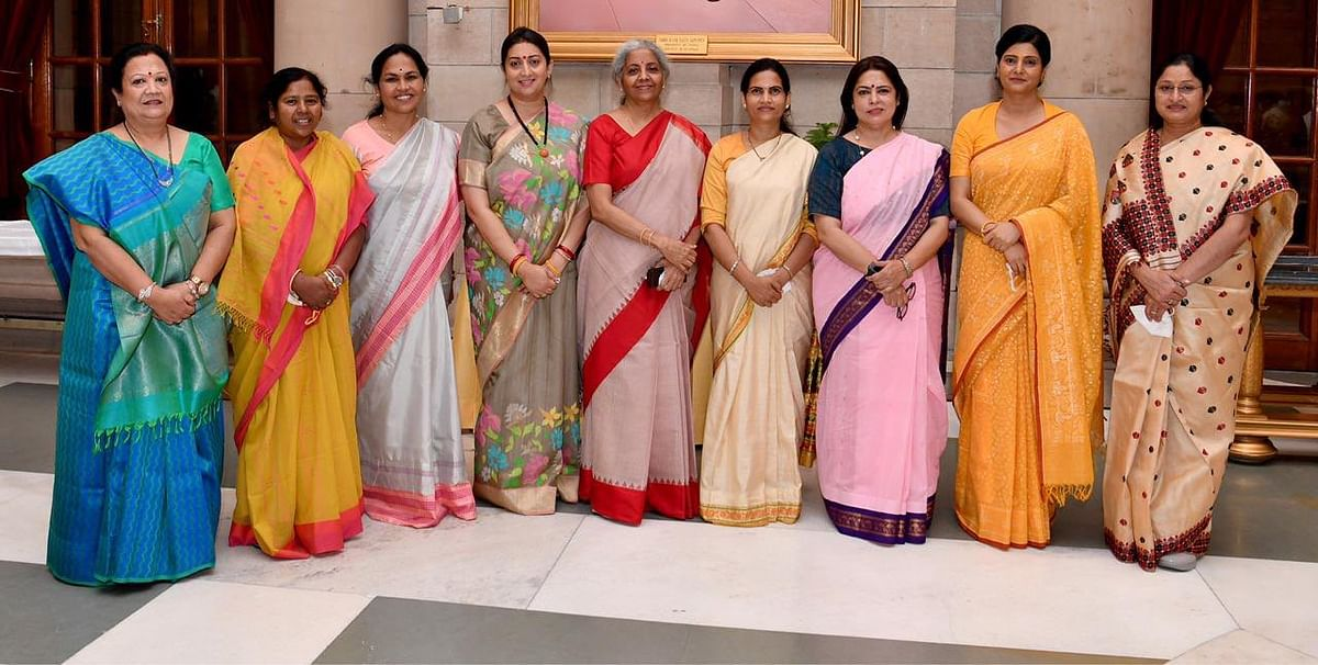 Union Cabinet Expansion: From Anupriya Patel to Meenakshi Lekhi, here's all you need to know about new women ministers