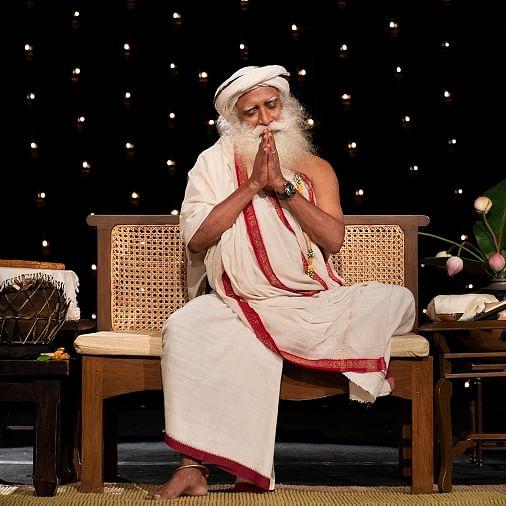 On Guru Purnima, Sadhguru launches Project Samskriti