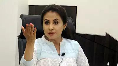 'Shame on you': Urmila Matondkar slams BJP leader Arun Yadav for his tweet on Dilip Kumar