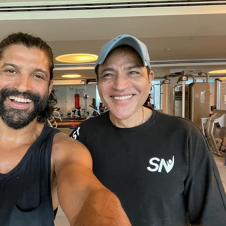 'Toofan was one of the most difficult films I've worked on': Farhan Akhtar's fitness coach Samir Jaura