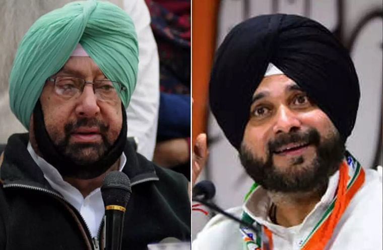 Punjab: Trouble for Navjot Singh Sidhu? Congress MPs to meet today to discuss state unit issues