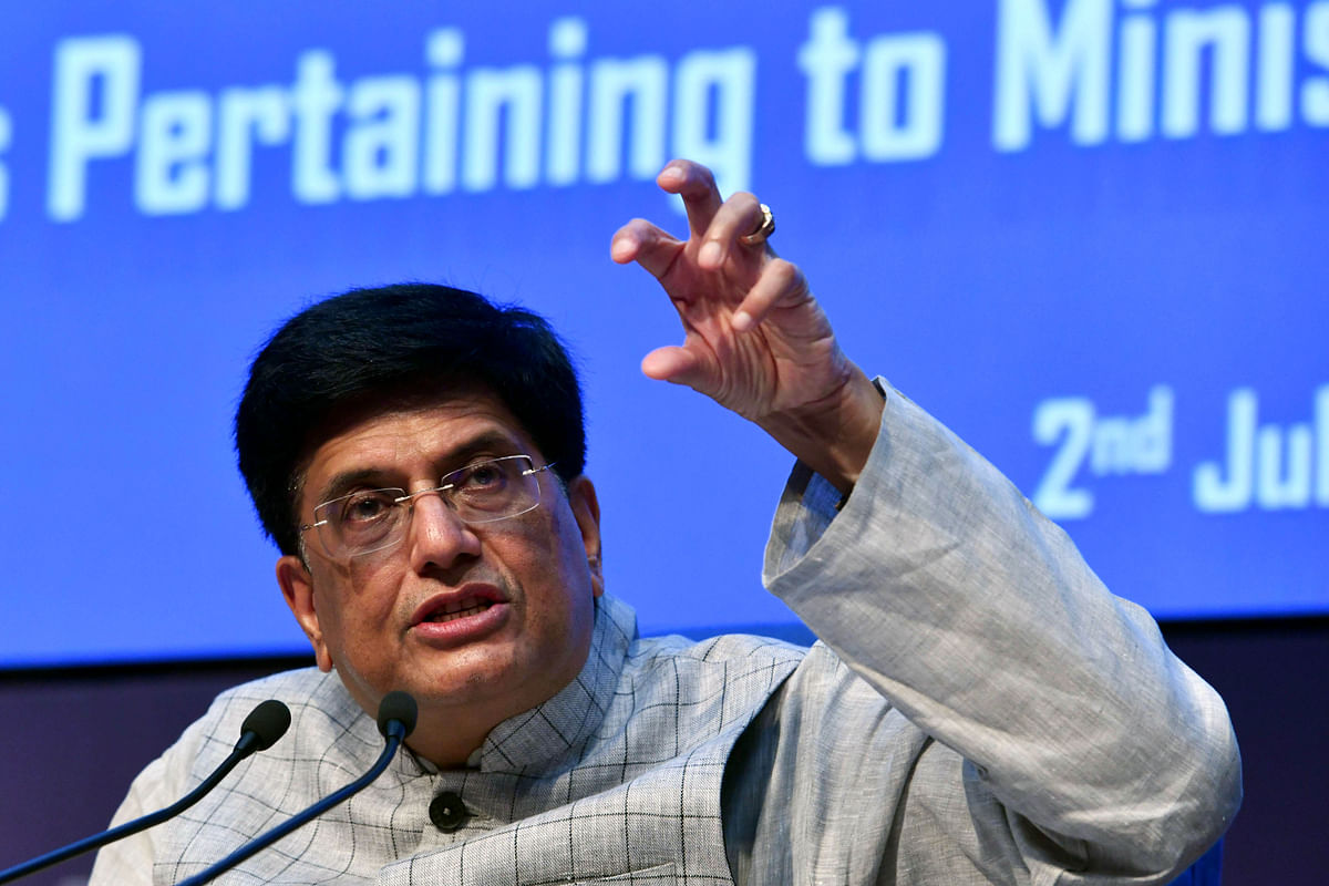 Centre to come out with certain clarifications on FDI in e-commerce sector shortly, says Piyush Goyal