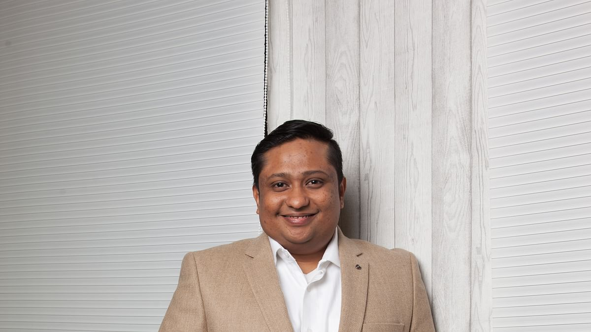 Naveen Valsakumar, Co Founder and CEO of Notion Press