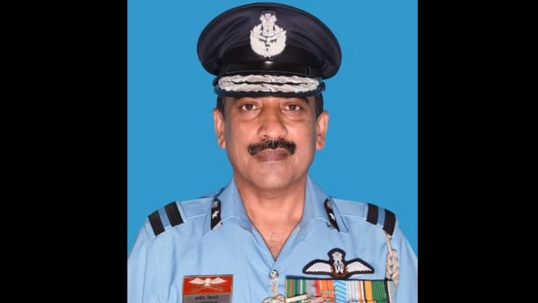 Air Commodore Amiya Tripathy takes over as Air Officer Commanding, Air Force Station Bagdogra