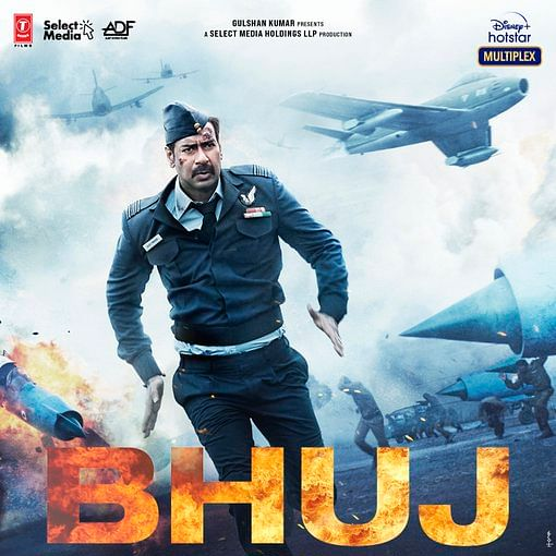 Ajay Devgn's 'Bhuj: The Pride of India' to stream on Disney+ Hotstar VIP from August 13