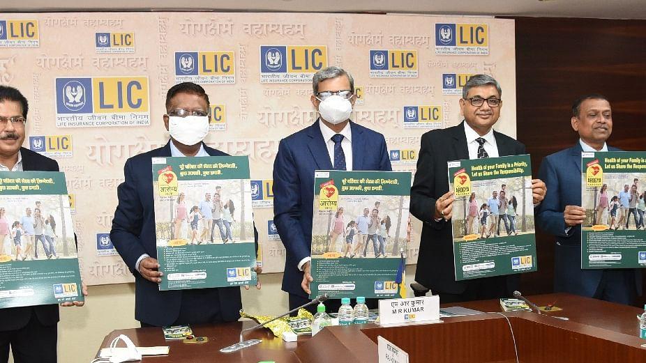 LIC launches Arogya Rakshak (Health Insurance Plan)
