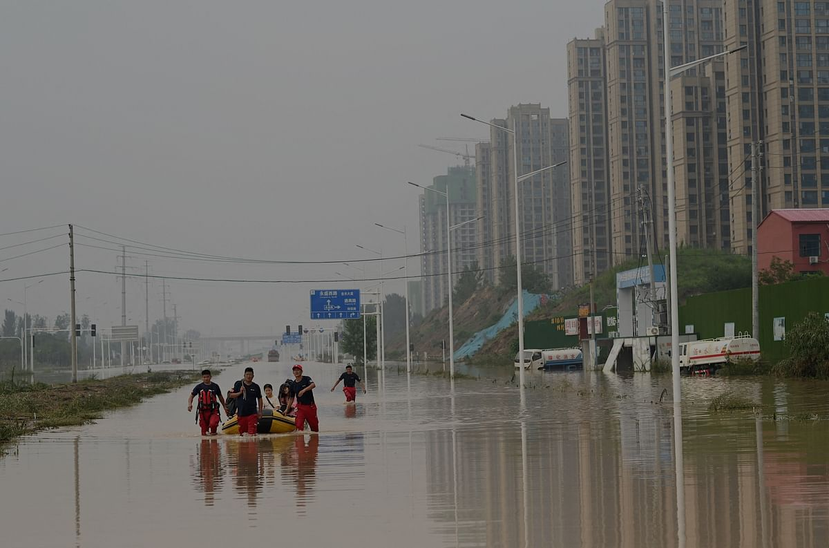 China: Death toll in worst flood in Henan province rises to 302