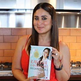 Kareena Kapoor Khan launches her book 'Pregnancy Bible'