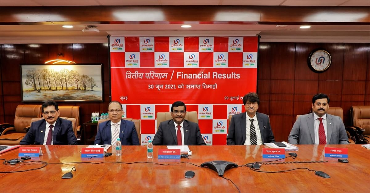 Union Bank of India Q1 consolidated net profit zooms three-fold to Rs 1,120 cr