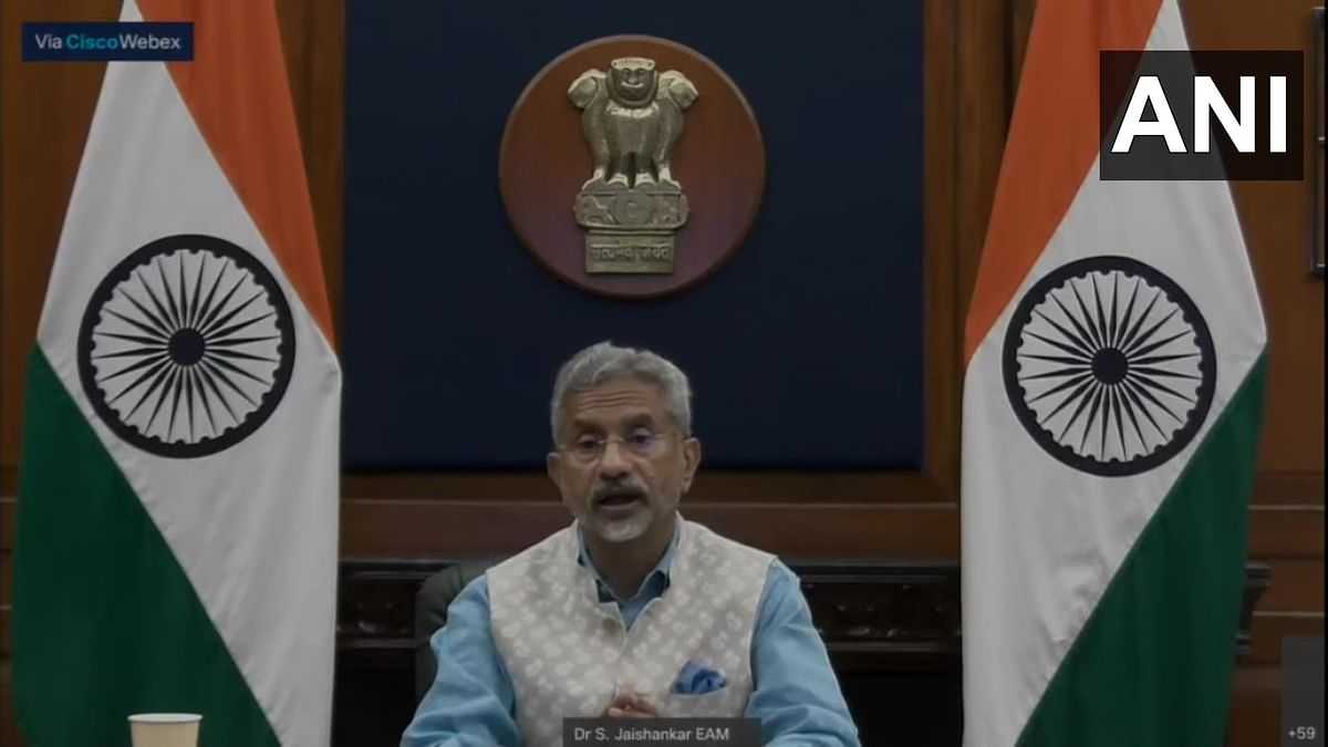India to witness strong economic recovery by end of second COVID wave: External Affairs Minister S Jaishankar