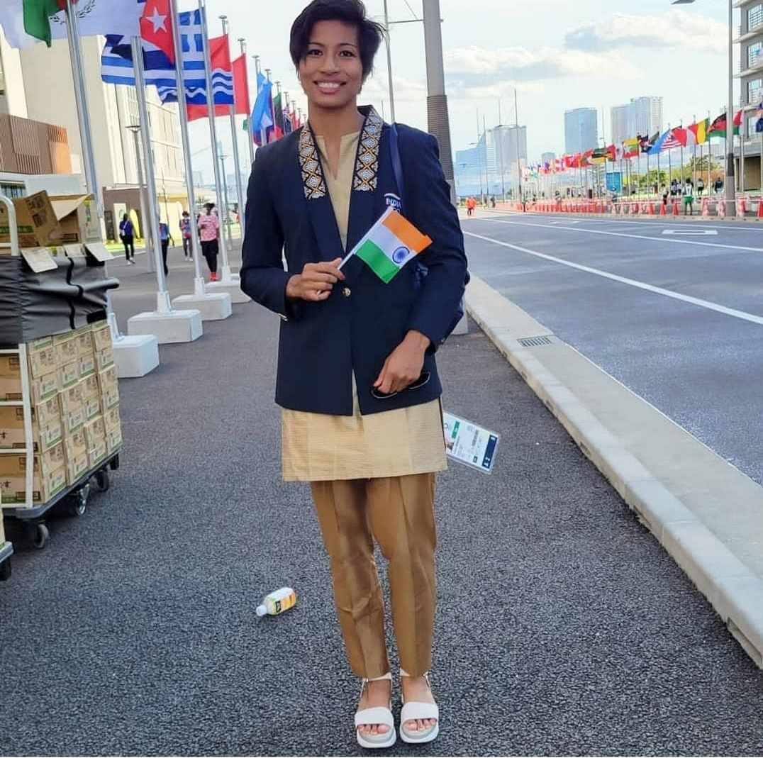 Boxer Lovlina Borgohain's win at Tokyo Olympics gives native villagers hope for better basic facilities in future