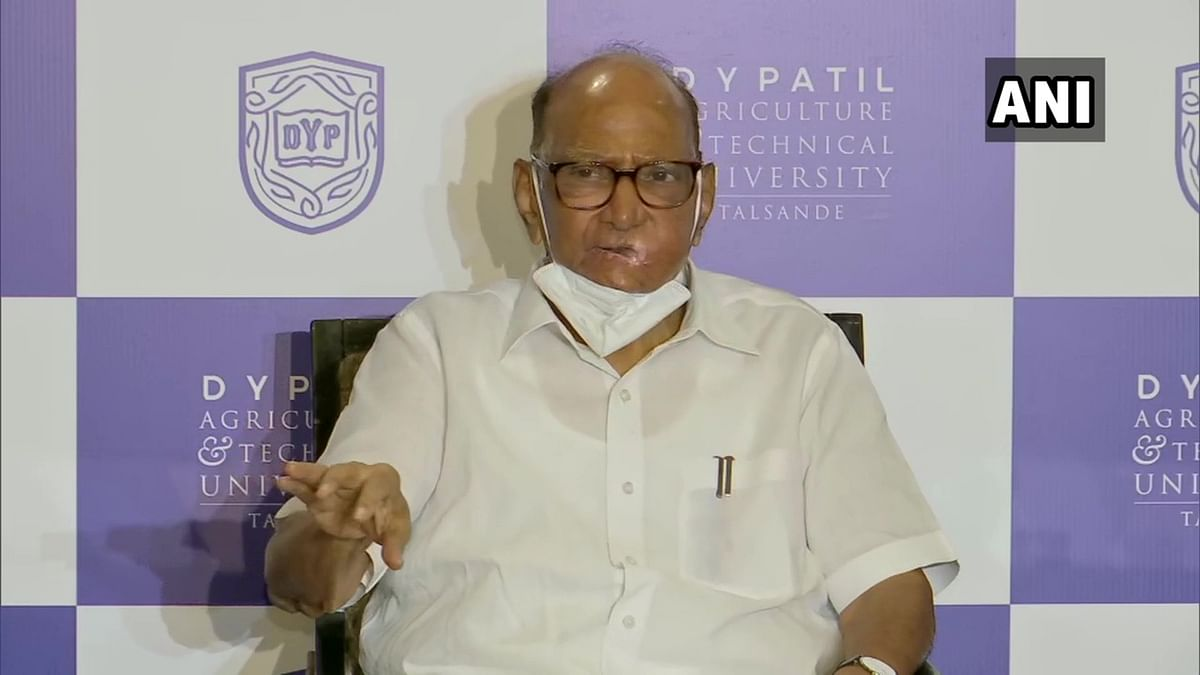Mumbai: Sharad Pawar reacts to new Ministry of Cooperation; says Centre has no right to interfere