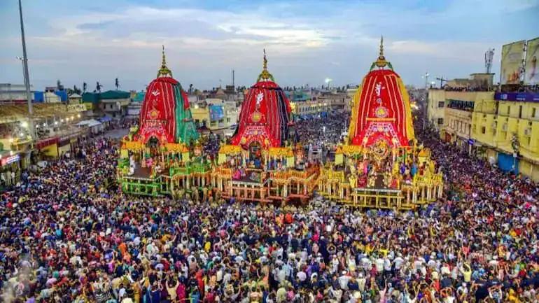 Ahmedabad's Jagannath Rath Yatra culminates amid strict COVID protocols