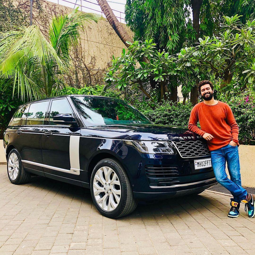 Vicky Kaushal buys swanky new Range Rover worth Rs 2 crore; Aditya Dhar says 'aise hi mehnat aur tarakki karo!'
