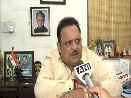 Rajasthan Health Minister Dr Raghu Sharma