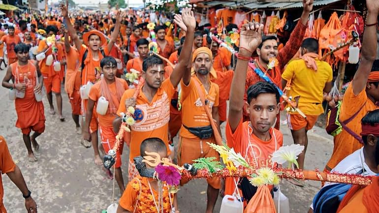 'Health and Right to Life is paramount': Supreme court directs UP govt to reconsider allowing Kanwar Yatra