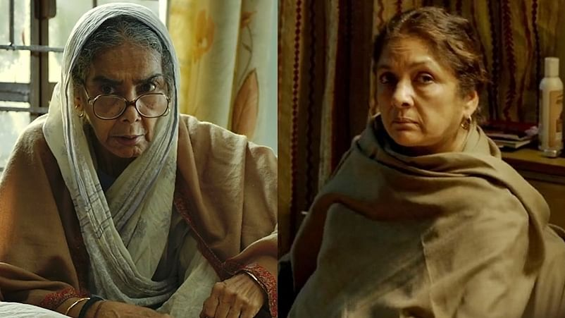 'I'm shattered': Neena Gupta reacts to 'Badhaai Ho' co-star Surekha Sikri's demise