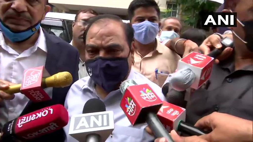Mumbai: NCP leader Eknath Khadse arrives at ED office, says 'I will cooperate'