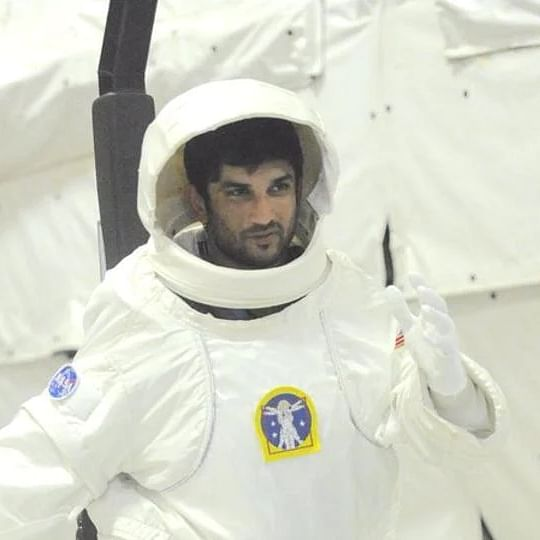 Did you know Sushant Singh Rajput was the only actor in the world to be trained by NASA?