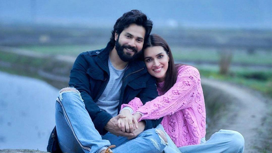 Varun Dhawan, Kriti Sanon wrap 'Bhediya', announce release date of the film
