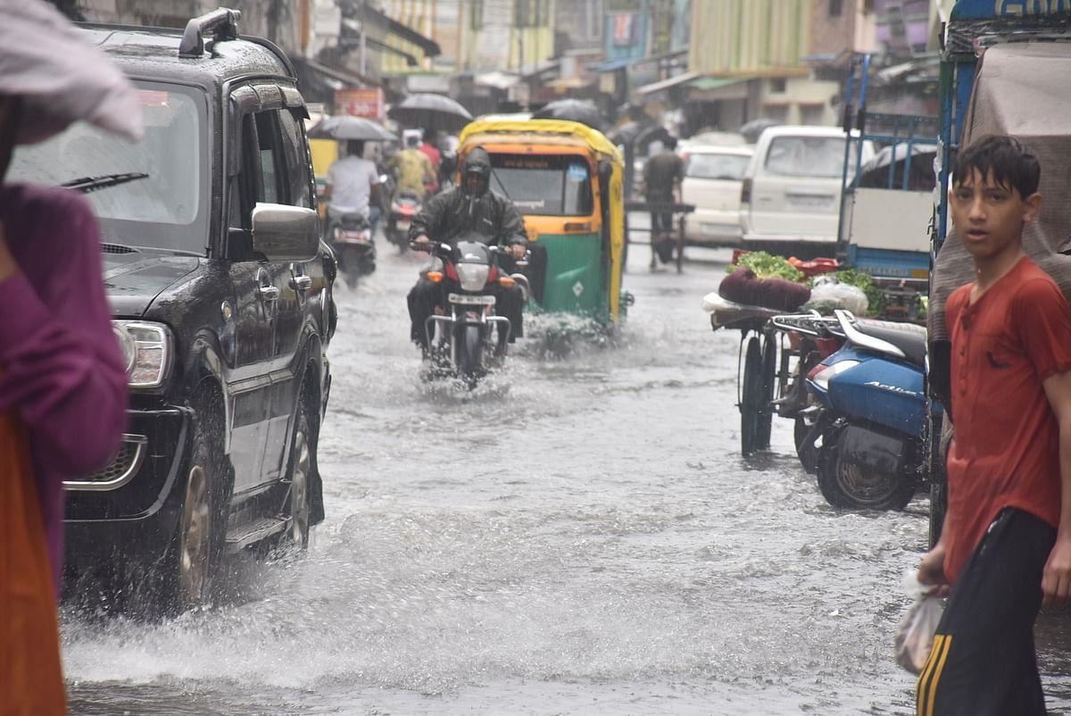 Ujjain: Kshipra in spate due to incessant rain