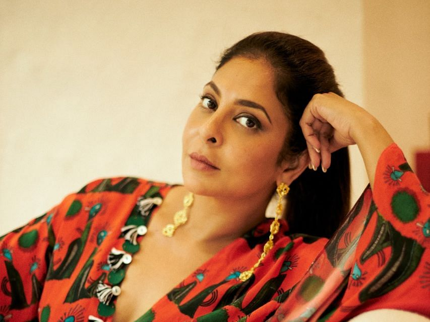 'I believe love can hit you in the gut at any point of time': Shefali Shah