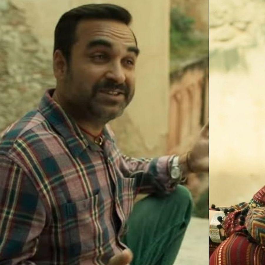 'Pankaj Tripathi must be tired...': Tweeple react to trailer of Kriti Sanon's 'Mimi'