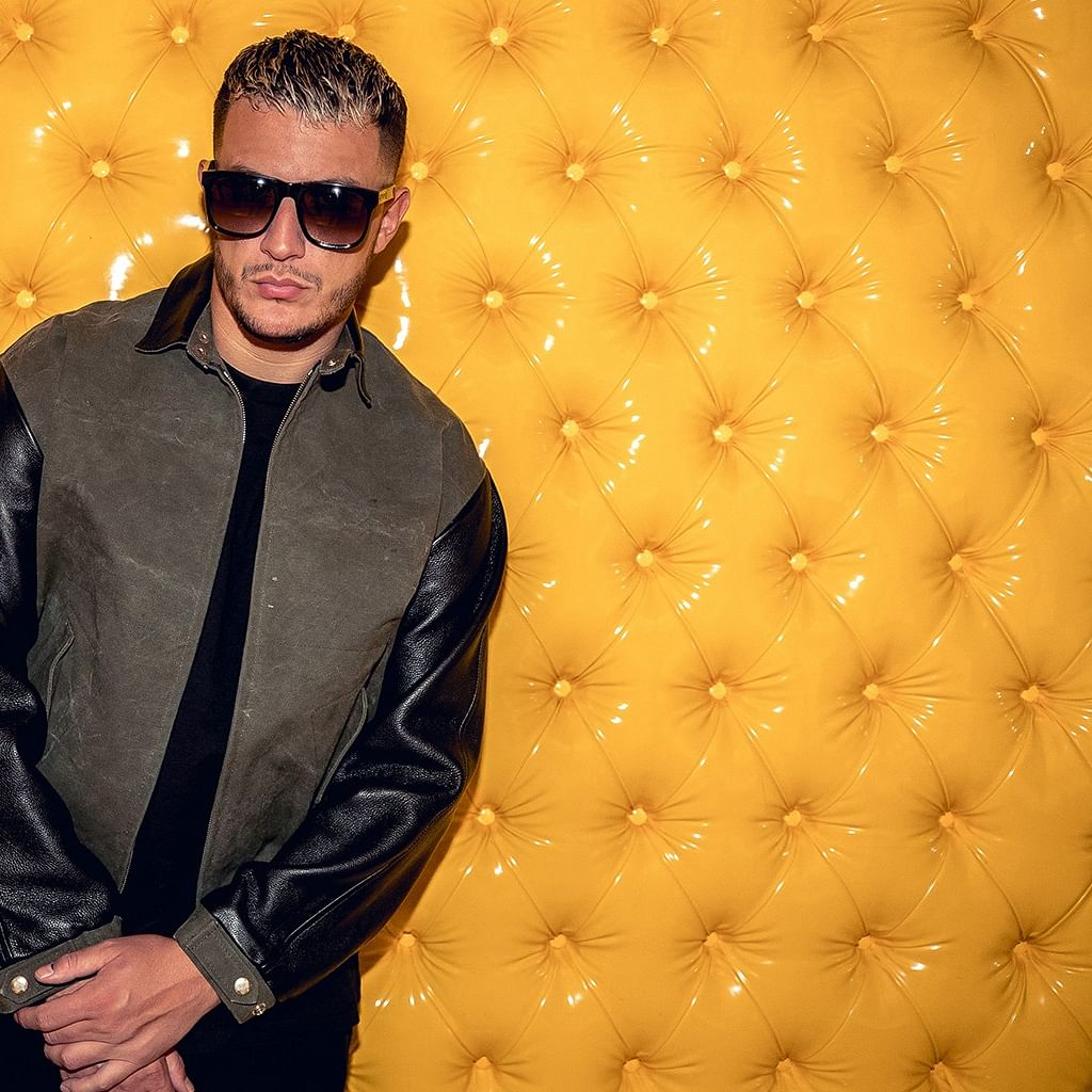 I make sure to keep my ears open and pay attention to what's next in India: DJ Snake