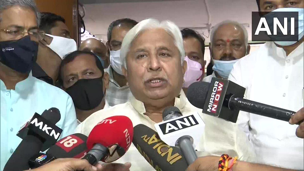 Congress leader HK Patil said that the Maha Vikas Aghadi government is stable and will continue for its entire term.