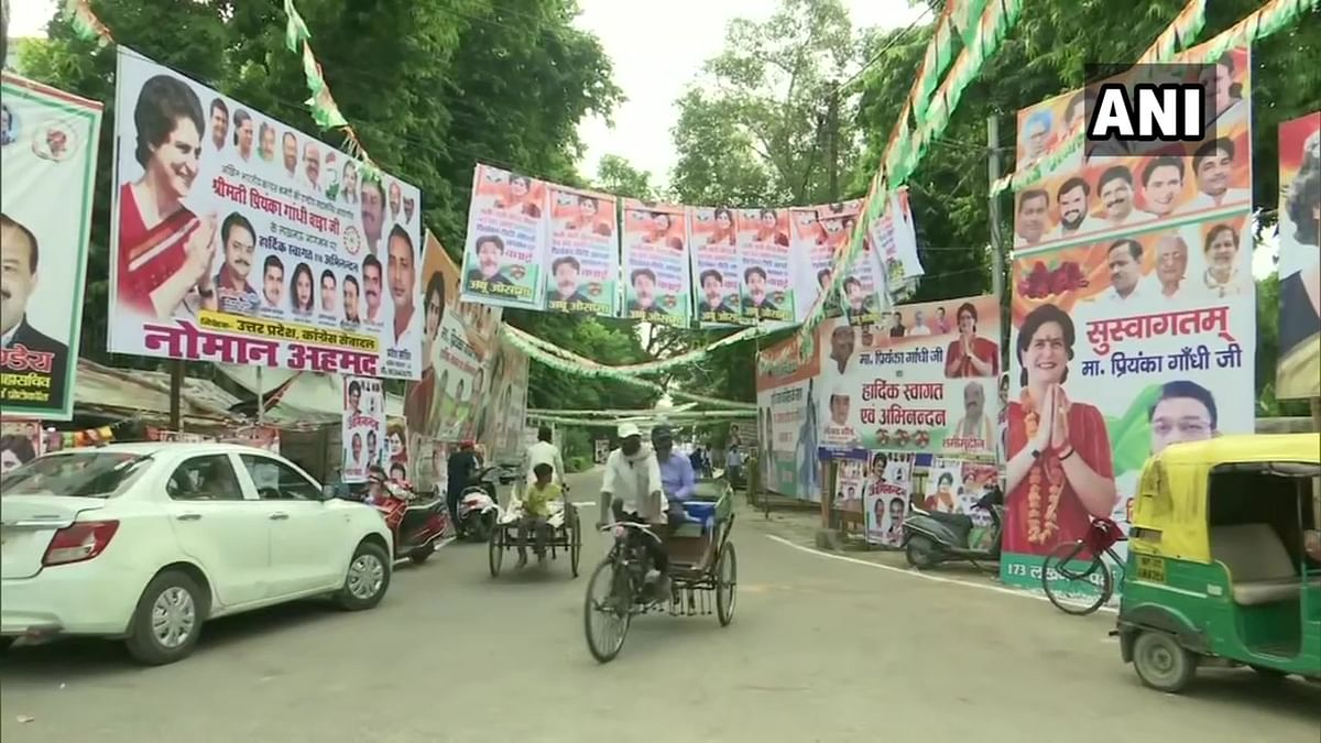 Priyanka Gandhi set to arrive in Lucknow today; will face an uphill battle to revive Congress in poll-bound UP