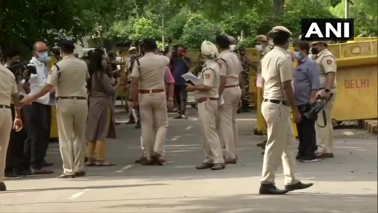 Kisan Sansad: No written permission to farmers for protest till now', Delhi Police offers them terms and conditions