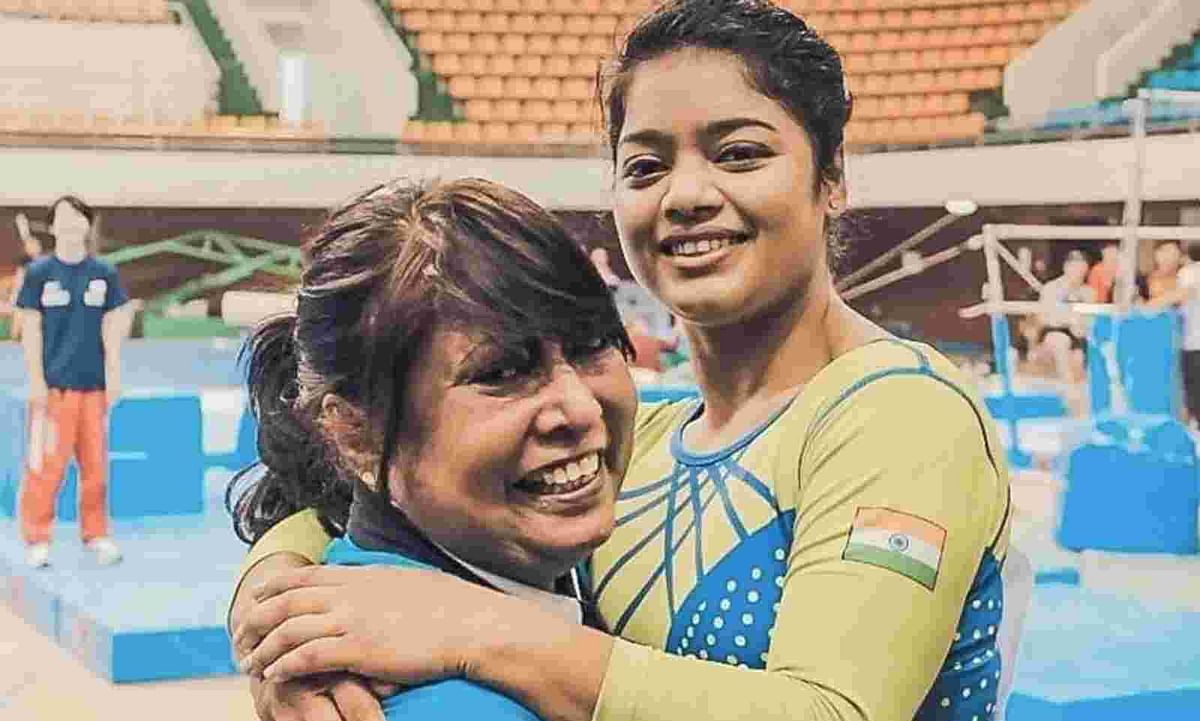 'Only a coach takes such decisions':  Pranati Nayak's childhood trainer Minara Begum upset with her ward's quiet show