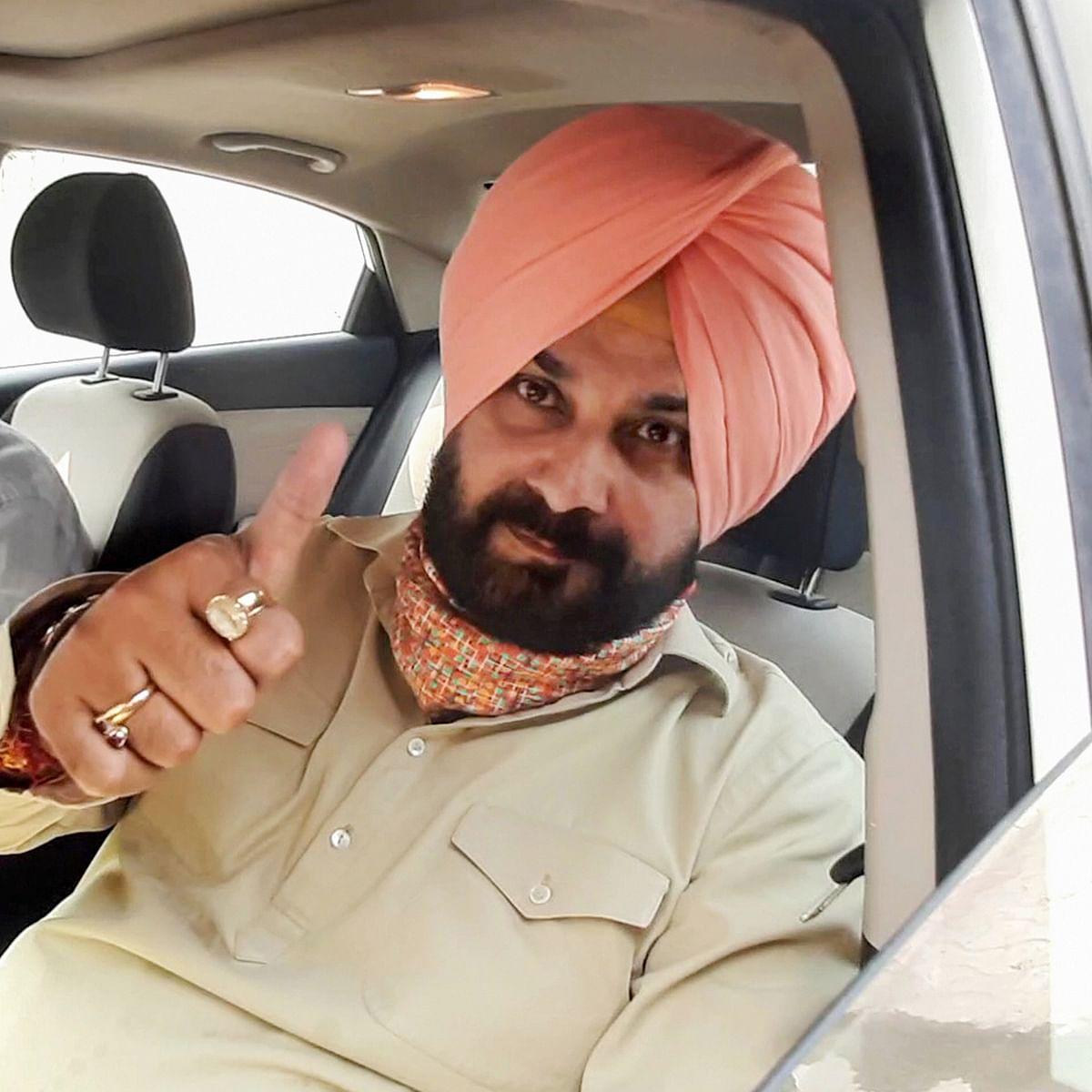 Navjot Singh Sidhu may head Punjab Congress despite Captain Amarinder Singh's written protest