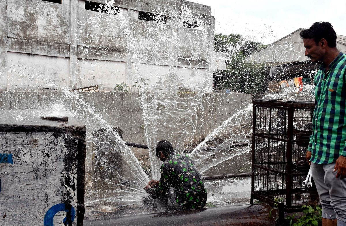 Many areas of Bhopal go waterless for 2nd consecutive day
